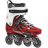 Rollerblade Herren 7505600-7 Inline Skate Twister Limited rot