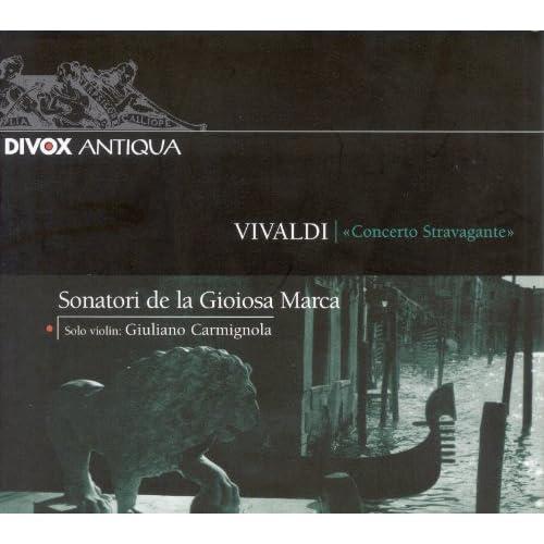 """Concerto for Violin & Double Orchestra in C Major, RV 581 """"Per la Santissima Assunzione di Maria Vergine"""": I. Adagio e staccato - Allegro ma poco"""