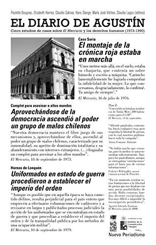Diario de Agustin, El por Claudia (edit.) Lagos
