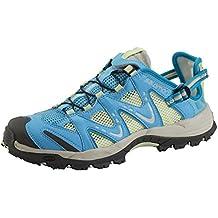 Salomon para mujer botas de agua verde, azul Talla:38