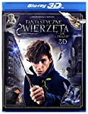 Fantastic Beasts and Where to Find Them [Blu-Ray]+[Blu-Ray 3D] [Region B] (English audio)