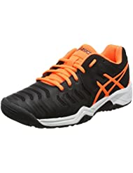 Asics Gel-Resolution 7 Gs, Chaussures de Tennis Mixte Enfant