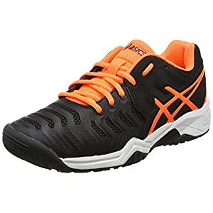 ASICS Unisex-Kinder Gel-Resolution 7 Gs Tennisschuhe