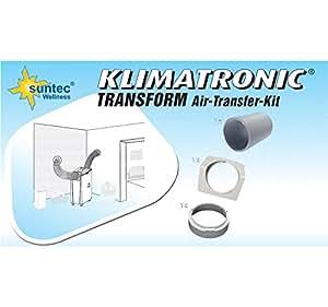 suntec wellness lokale klimager te zubeh r tf air transfer kit erweiterung um einen 2. Black Bedroom Furniture Sets. Home Design Ideas