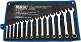 Draper 34236 8233/14/MM 14 Piece Metric Combination Spanner Set