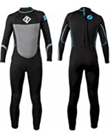 FULL GLIDER - KIDS WETSUIT by Two Bare Feet Age 4 - 16 FULL