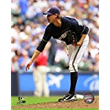 John Axford 2011 Action Photo Print (20,32 x 25,40 cm)