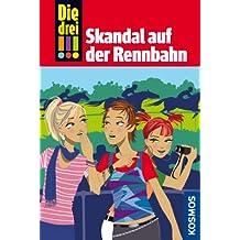 Die drei !!!, 21, Skandal auf der Rennbahn (drei Ausrufezeichen)