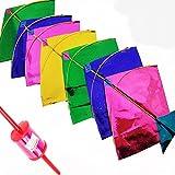 #10: Ghasitaram Gifts Set of 20 Small Colourful Kites