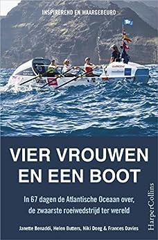 Vier vrouwen en een boot van [Benaddi, Janette, Butters, Helene, Doeg, Niki, Davies, Frances]