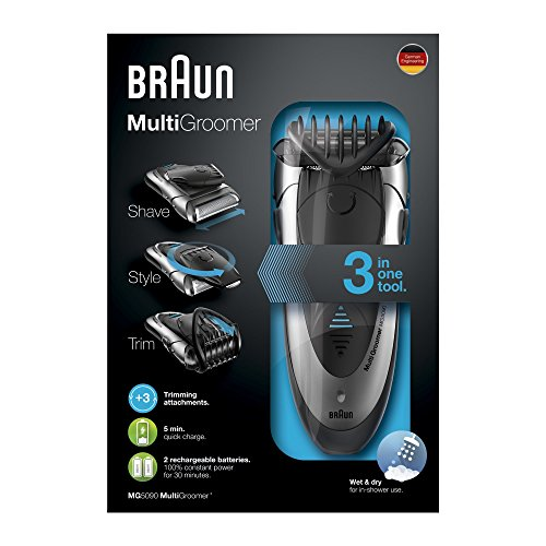 Braun MG5090 Multi Groom Shaver