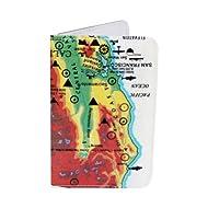 Porte-cartes Californie, pour Cartes de Visite et Cartes Bancaires