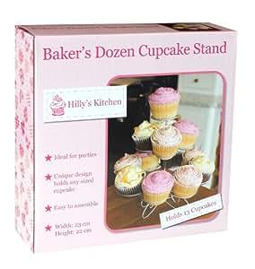 Bakers Dozen Cupcake Stand