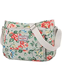 9c1e587a5d84a LUUT Classic Canvas Umhängetasche Blumenmuster Messenger Bag Grosse  Kapazität Handtaschen Lässig Shopper Damen Tasche