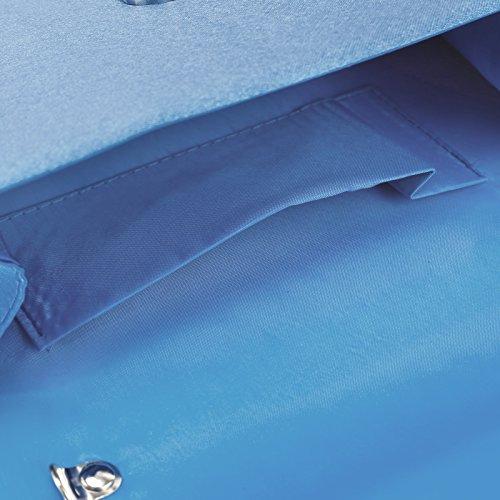 Surepromise - Borsetta senza manici donna Royal Blue