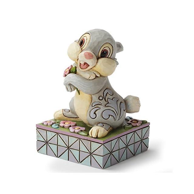 Disney Traditions 4010028 Figurine Dumbo Confiant pour Voler R/ésine 11,5 cm