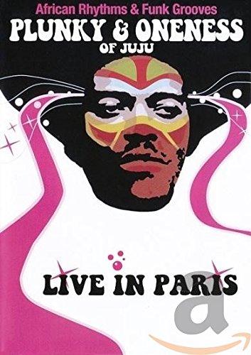 Plunky (Oneness Of Juju) - Live in Paris (Juju Film)