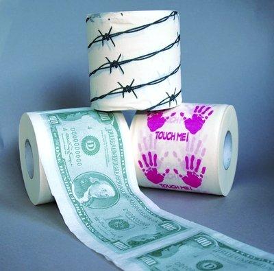 Dollar-Toilettenpapier (Etwas Unter 1 Dollar)