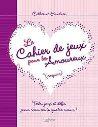 Le cahier de jeux pour les amoureux