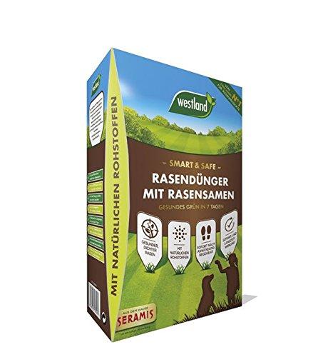 Westland Smart & Safe Rasendünger mit Rasensamen 5,25 kg Packung