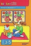 bambinoLÜK-System: bambinoLÜK: Kinder-Knobeleien 1: 3 - 5 Jahre