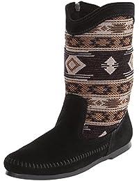 MINNETONKA - Baja Boot - Noir