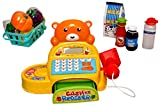 Toyshine Home Cash Register Play Set, With Barcode Scanner, Battery Operated - 2