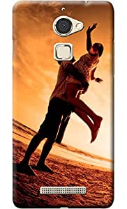 Fashionury™ Premium Protective Soft Silicon Printed Designer Case for Panasonic Eluga Mark/Panasonic Eluga Mark