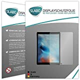 2 x Slabo Displayschutzfolie iPad Pro (12,9) Displayschutz Schutzfolie Folie No ReflexionKeine Reflektion MATT - Entspiegelnd MADE IN GERMANY