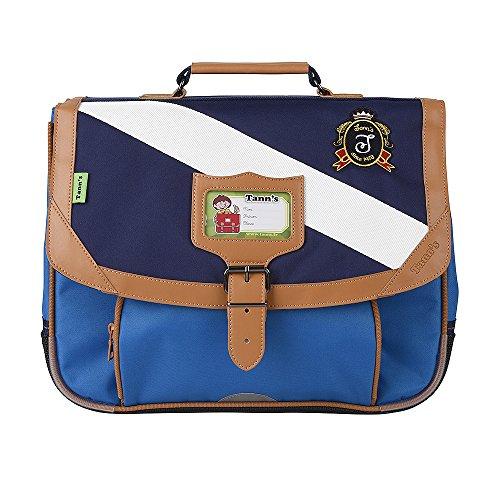 Cartable 35 bleu Tann's POLO