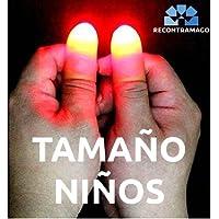 Trucos de Magia para Niños - Magia con Luces Rojas Dedos + Tutorial Online