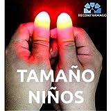Trucos de Magia para Niños - Magia con Luces Rojas Dedos + Tutorial...