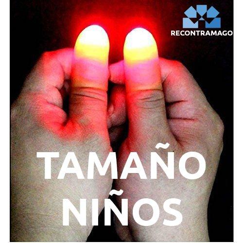 Trucos de Magia para Niños - Magia con Luces Rojas Dedos + Tutorial O