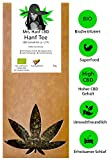 CBD CBD 1.6 mm-10 mm ~ 1.7% Hemp Tea – A Mix of Flowers and Leaves with High) in Organic Quality