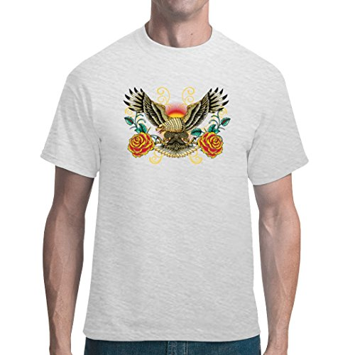 Fun unisex T-Shirt - Adler & Rosen by Im-Shirt Ash