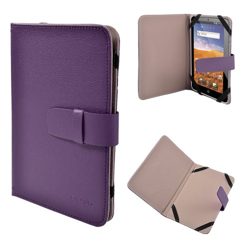 purple-plain-premium-pu-luxury-leather-folio-flip-case-stand-cover-protection-skin-wallet-for-7-7-in