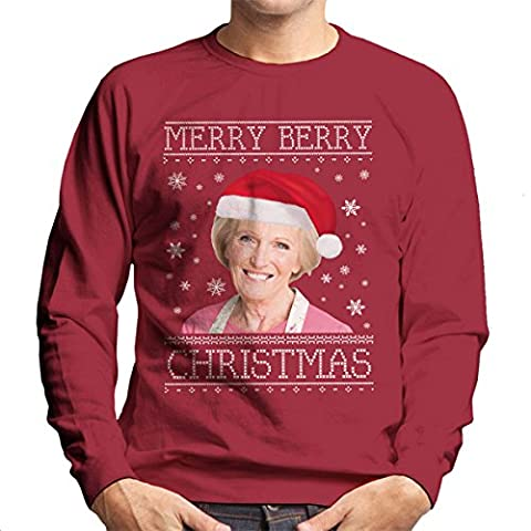 Have A Merry Berry Christmas Knit Men's