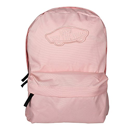 Vans REALM BACKPACK Mochila tipo casual, 42 cm, 22 liters, Rosa (Blossom)