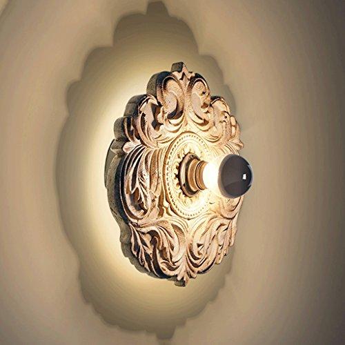 HY Applique Murale-Balcon Balcon Chambre Escaliers 5D Phantom Sculpture Vieille Lampe Murale yffs