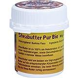 SHEABUTTER Bio Pur unraffiniert 50 g