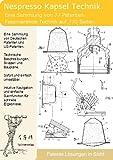 Nespresso Kapseln: 77 geniale Patente zeigen die Technik die dahinter steckt! Bild
