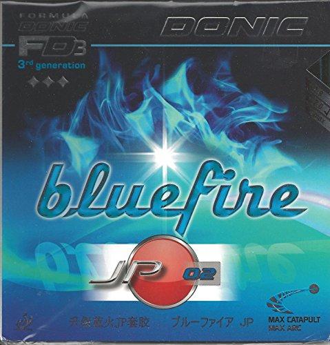 """DONIC Belag \""""Bluefire JP 02\"""", schwarz, 2,0 mm"""
