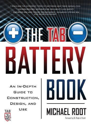The TAB Battery Book: An In-Depth Guide to Construction, Design, and Use (English Edition)