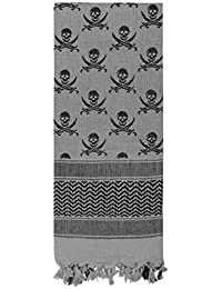 Rothco Skulls Shemagh - Tactical Desert Scarf