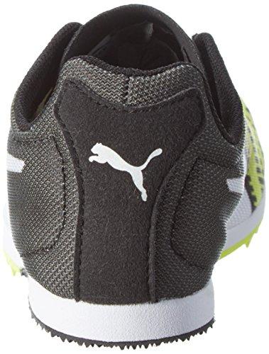 Puma Evospeed Star 5 Junior, Scarpe da Atletica Leggera Unisex – Bambini Giallo (Safety Yellow-puma Black-puma White 03)