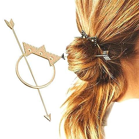 Contever® Haarschmuck, Haarspangen, Bohemian-Stil Spezieller Entwurf für Mädchen, Frauen