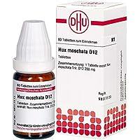 Nux Moschata D 12 Tabletten 80 stk preisvergleich bei billige-tabletten.eu