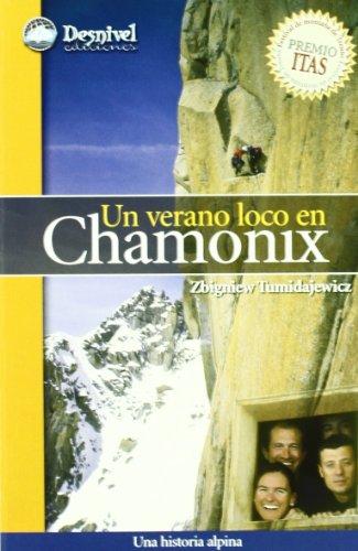 Un verano loco en Chamonix : una historia alpina Cover Image