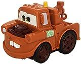 Fisher Price - Coche Shake & Go, diseño Cars 2 Mate (Mattel BLM71)