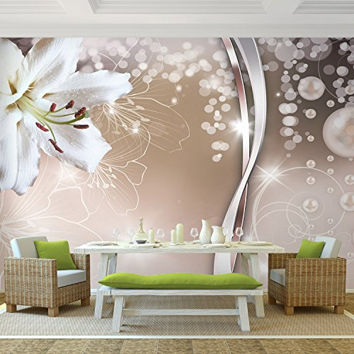 Vlies Fototapete 'Orchidee' 352x250 cm - 9077011b RUNA Tapete